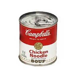 Campbell's Ready to Serve Chicken Noodle Soup 7.25 oz.