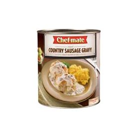 Chef-Mate Country Sausage & Gravy #10