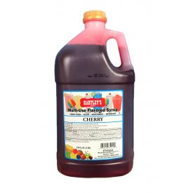 Hartley's Cherry Multi-Use Syrup 1 Gallon