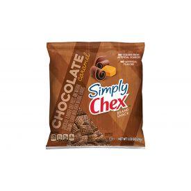 Simply Chex Mix Chocolate Caramel 1.03oz