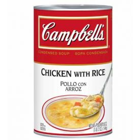 Campbell's Classic Chicken with Rice Soup 50 oz.