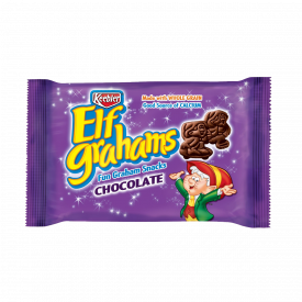 Keebler Chocolate Elf Grahams - 1oz