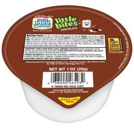 Kellogg's Mini-Wheats Chocolate Cereal Cups 1oz.