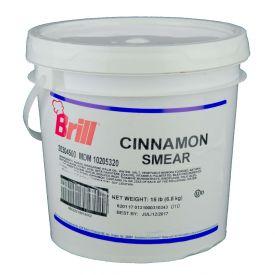 Brill® Cinnamon Smear Pail 15lb.