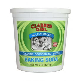 Clabber Girl Baking Soda 5 lbs.