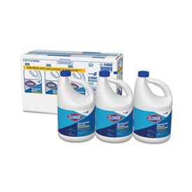 Clorox Concentrated Germicidal Bleach 121oz