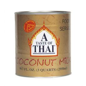 A Taste of Thai Coconut Milk  99.7oz.