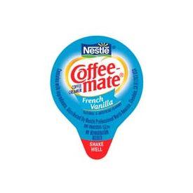 Coffeemate Liquid Creamer Cups French Vanilla .38oz