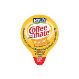 Coffeemate Liquid Creamer Cups Hazlenut .38oz