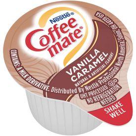 Coffee-Mate Vanilla Caramel Liquid .375oz.