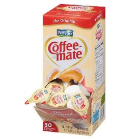 Coffee-Mate Original Individual Liquid Creamers, .375oz.