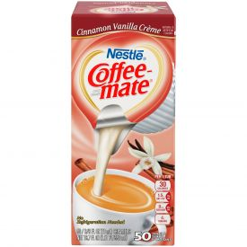 Coffee-Mate Cinnamon Vanilla Liquid Creamer .375 oz.