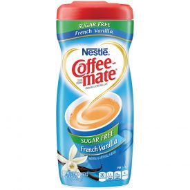 Coffee-Mate Sugar-Free French Vanilla Creamer 10.2oz.