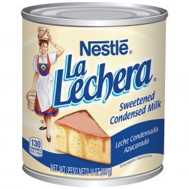 Nestle La Lechera Milk Sweetened Condensed 14oz