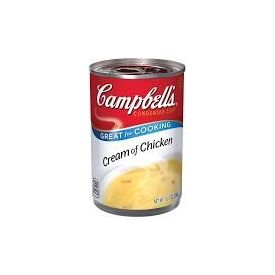 Campbell's Ready To Serve Cream of Chicken Soup 7.25 oz.