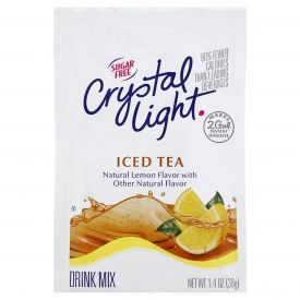 Crystal Light Iced Tea 1.4oz.