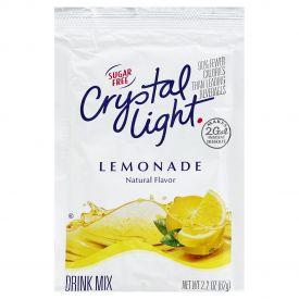Crystal Light Lemonade Mix 2.2oz.