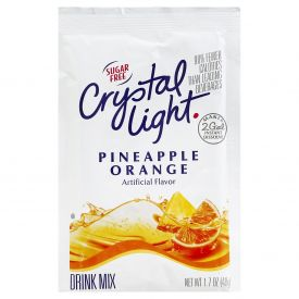 Crystal Light Pineapple Orange Mix 1.7oz.