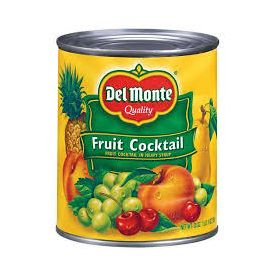 Del Monte Fruit Cocktail in Pear Juice #10