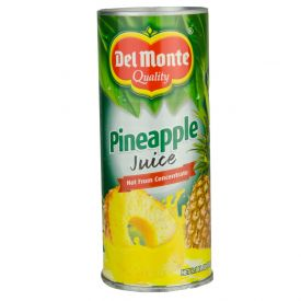 Del Monte Pineapple Juice 100% 8.1oz.