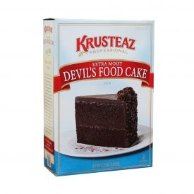 Krusteaz Professional Moist Devil's Food Cake Mix 4.5lb