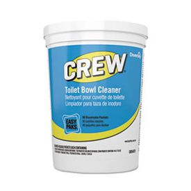 Diversey Crew Easy Paks® Bowl Cleaner in Water-Soluble Packets .5 oz Packets