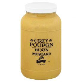 Grey Poupon Dijon Mustard 128oz.