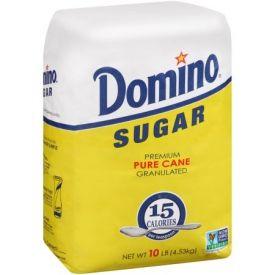 Domino Pure Cane Sugar 10lb.