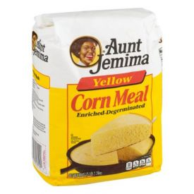 Aunt Jemima Yellow Cornmeal 5lb.