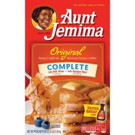 Aunt Jemima Complete Regular Pancake Mix 1lb.