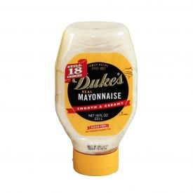 Duke's Mayonnaise Squeeze Bottle 18oz.