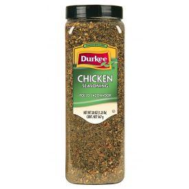Durkee Chicken Seasoning 24oz