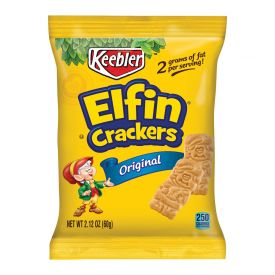 Keebler Elfin Crackers - 2.12oz
