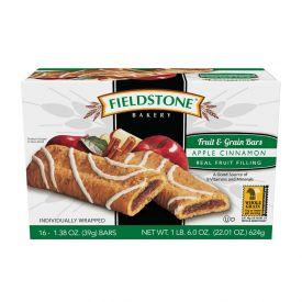 Fieldstone ® Apple Cinnamon Fruit & Grain Bar 1.38oz