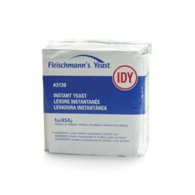 Fleischmann's Instant Yeast 1 lb. ****Unavailable until End of June**