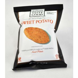 Food Should Taste Good Tortilla Chips Sweet Potato 1.5 oz