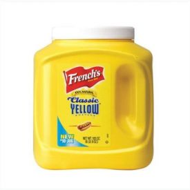 French's Yellow Mustard 105oz