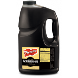 French's Worcestershire Sauce 1gallon