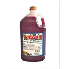 Hartley's Fruit Punch Multi-Use Syrup 1 Gallon