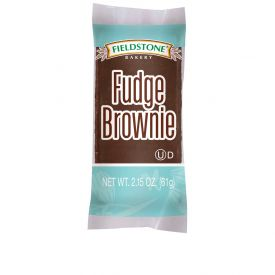 Fieldstone Fudge Brownie 2.15oz.