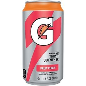 Gatorade Fruit Punch Can 11.6oz.