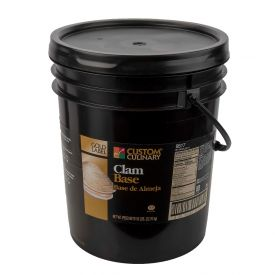 Custom Culinary Gold Label Clam Base - 50lb