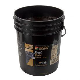 Custom Culinary Gold Label Beef Base - 50lb