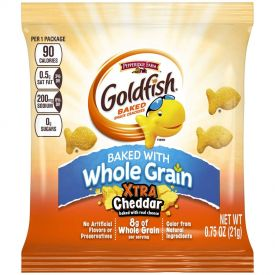 Pepperidge Farms Individual Gold Fish Cheese Crackers .75oz
