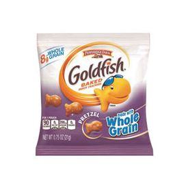 Pepperidge Farms Individual Gold Fish Pretzels .75oz