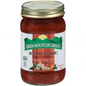 Green Mountain Gringo Roasted Garlic Salsa 16oz.