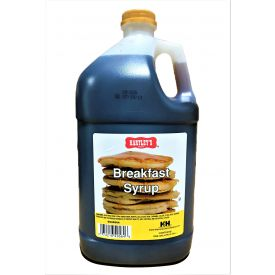 Hartley's Breakfast Syrup 4-1 Gallon