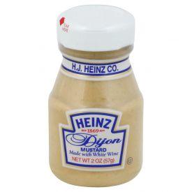 Heinz Dijon Mustard Sauce - 2oz