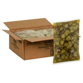 Heinz Dill Pickle Crinkle Chips 5.75lb.