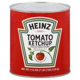 Heinz Canned Fancy Ketchup #10